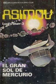 Lucky Starr, El gran sol de Mercurio