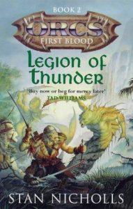 La Legión del Trueno (Stan Nicholls)