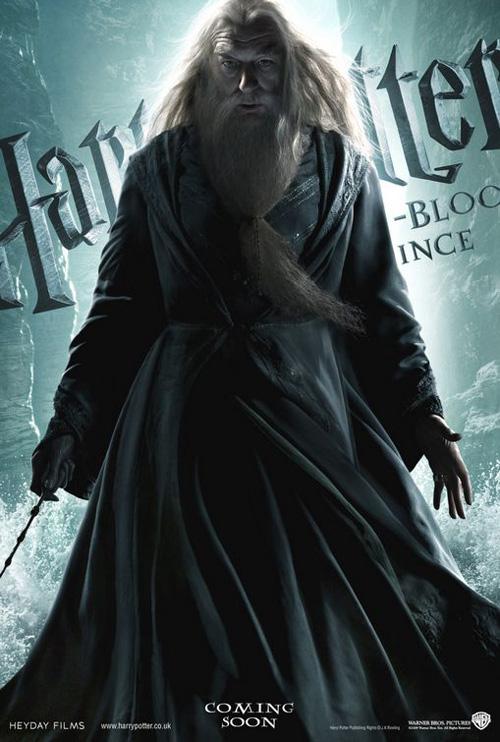 Albus Dumbledore en el Misterio del Príncipe