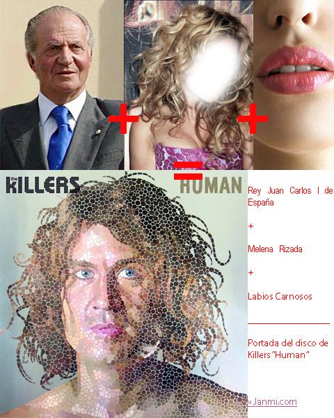 the killers human y el rey don juan carlos