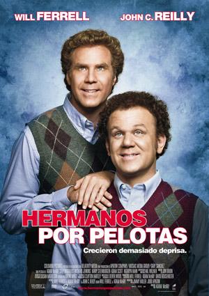 Hermanos por pelotas Poster