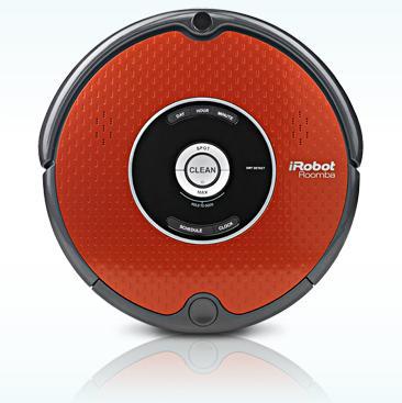Aspiradora robótica iRobot Roomba® 610 Professional Series