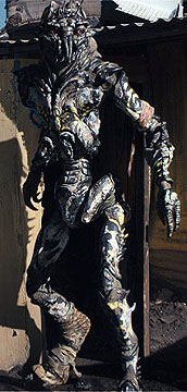 extraterrestre de District 9