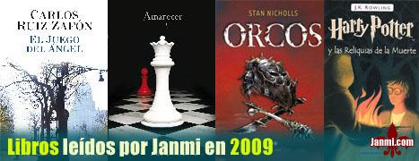 libros janmi 2009