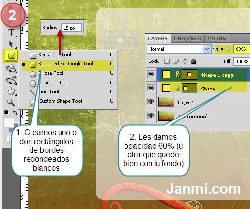 Tutorial Cómo hacer un fondo de pantalla útil para tu trabajo 02de03