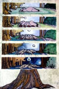 la muerte de un cerdi