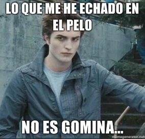 El Pelo de Edward Cullen