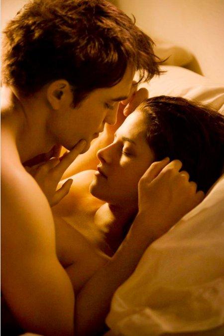 Bella y Edward follando