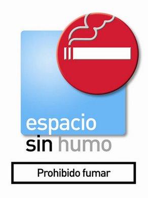 prohibido fumar - no fumar - espacio sin humos
