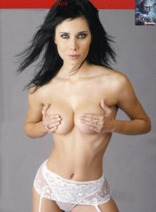 pilar rubio topless