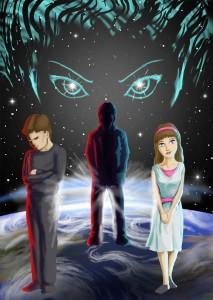 Hijos de la Mente - Peter, Ender y Val Wiggin