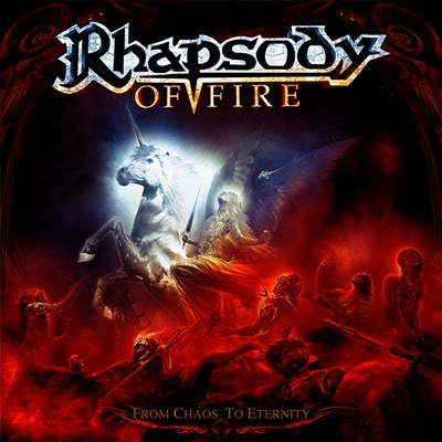 Rhapsody of Fire – From Chaos to Eternity lyrics, letras