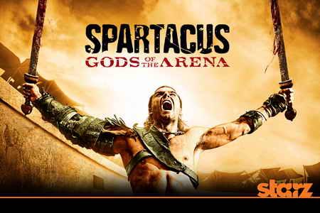 Spartacus: Dioses de la Arena en Español