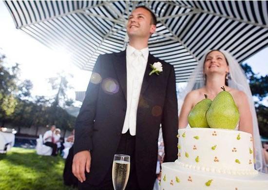 las peras de la novia