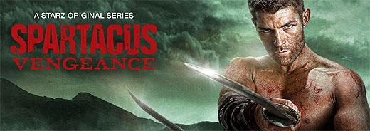 spartacus vengance