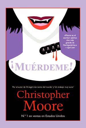 ¡Muérdeme! (Christopher Moore)