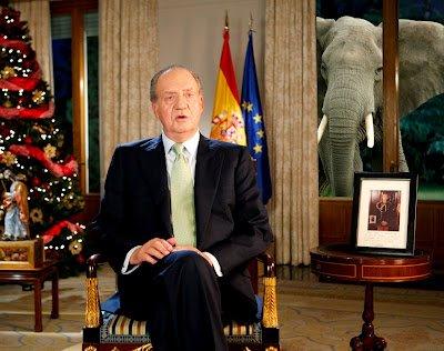 discurso del rey tras la caceria 2012