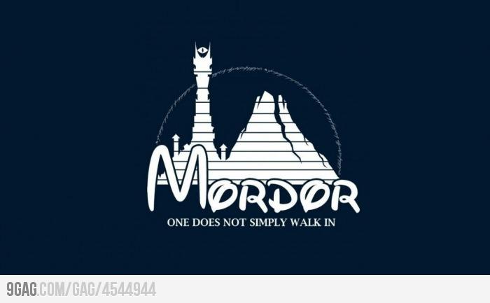 Mordor Disney