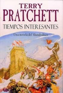 Tiempos Interesantes (Terry Pratchett)