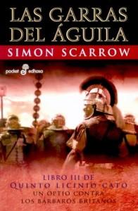 Las Garras del Águila (Simon Scarrow)