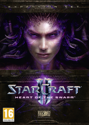 ¿Cuándo sale Starcraft 2 Heart of the Swarm?