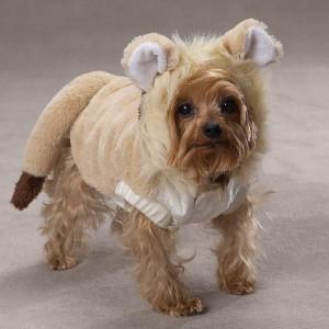 comprar disfraz de leon para perros