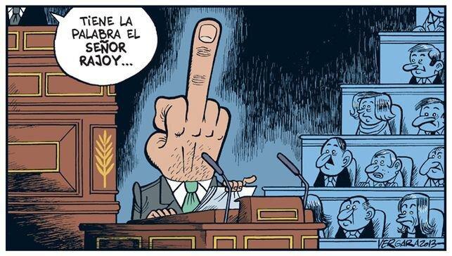 Las medidas de Rajoy (viñeta) #LasmedidasdeRajoy