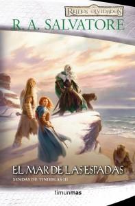 el mar de las espadas