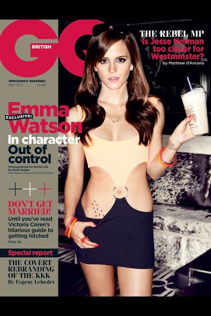 Emma Watson se hace mayor