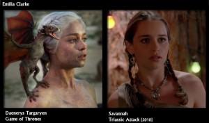 actores de juego de tronos antes de estar en la serie