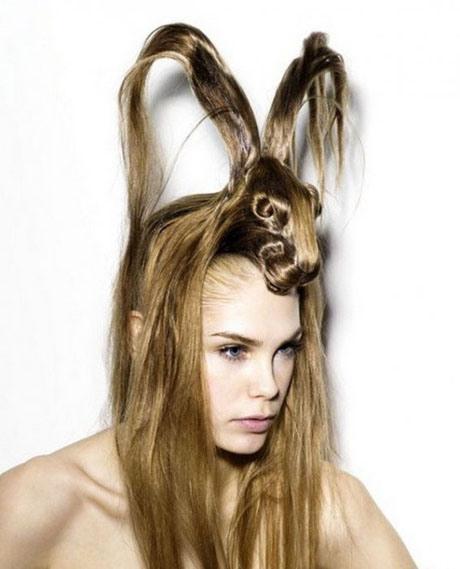 Peinado de Conejo
