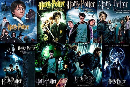 la-saga-harry-potter