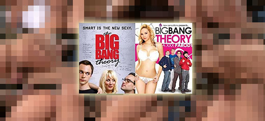 Versión XXX de series de televisión