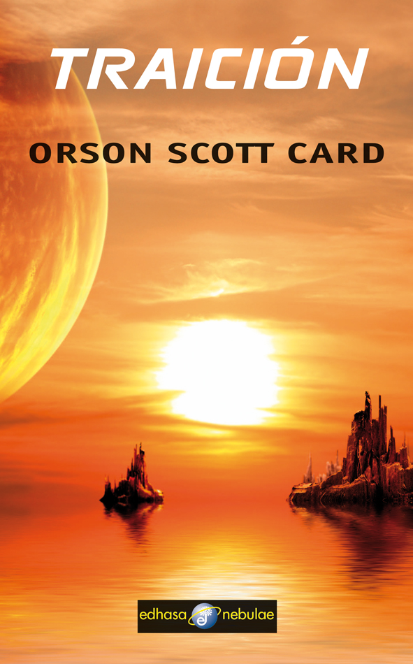 Crítica de Traición (Orson Scott Card)