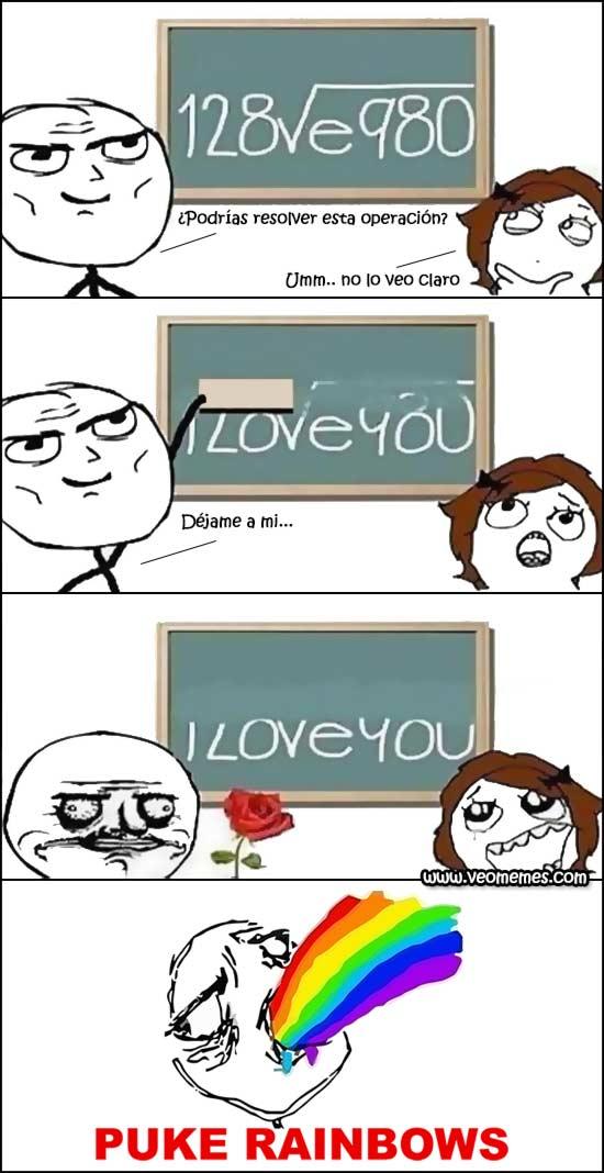 la ecuacion del amor