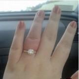 Por qué es bueno saber la talla de anillo de tu novia