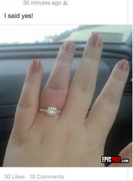 por que es bueno saber la talla de anillo de tu novia