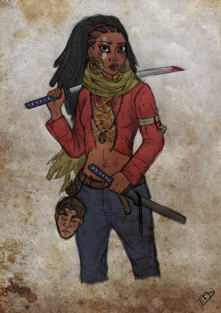 Michonne - Tiana