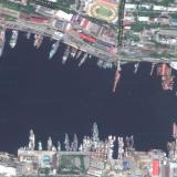 Bases Navales Rusas en el mapa