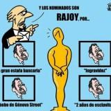 Rajoy en los Oscars