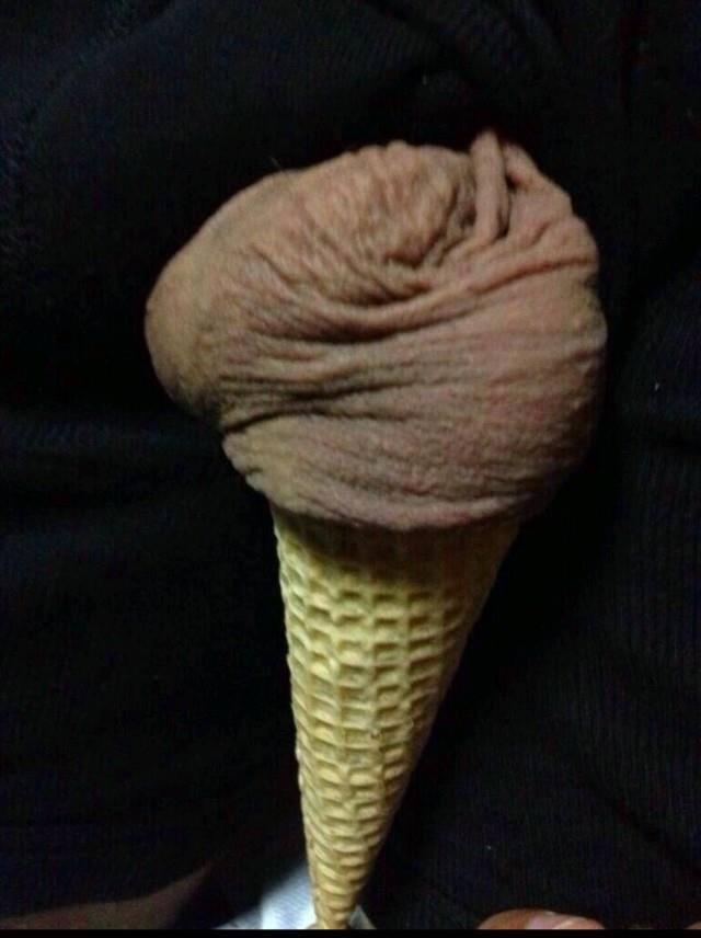 helado de cojones