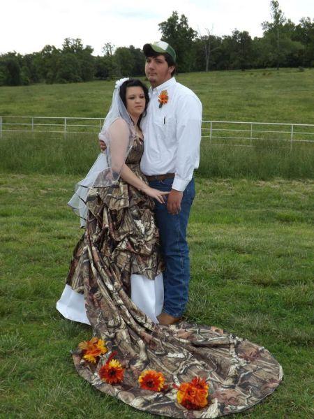 traje de novia mas feo de la historia
