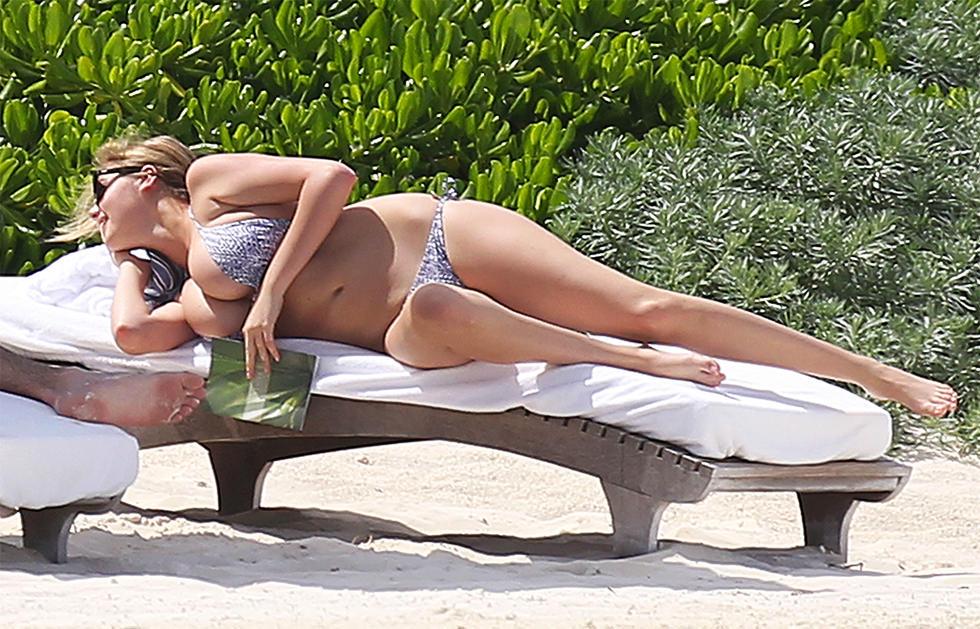 Kate Upton en bikini