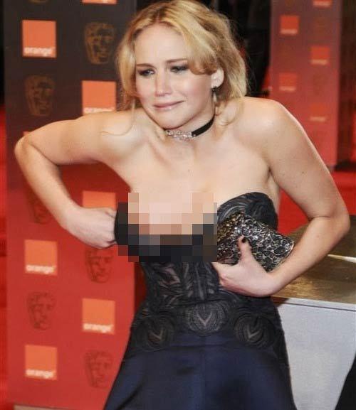 Descuido de Jennifer Lawrence
