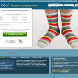 eDarling: encuentra pareja para tu calcetín solitario