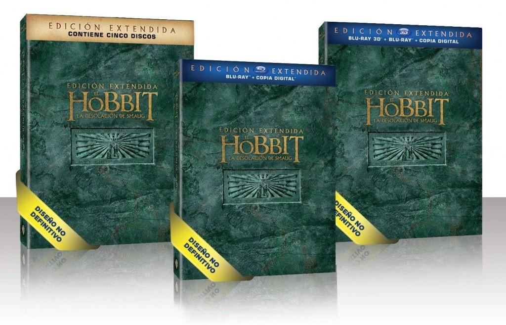 El Hobbit - La Desolación de Smaug - Edición Extendida