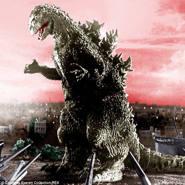 Godzilla-1954