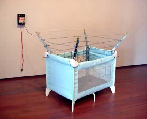parque de juegos seguro para bebes