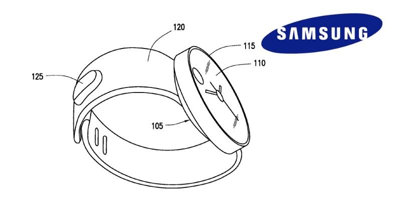 Smartwatch-de-forma-circular-de-Samsung