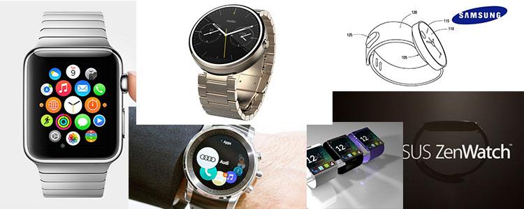 smartwatches 2015